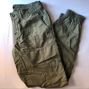 Gap Khaki Jogger Pants